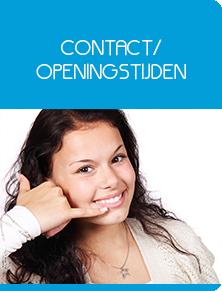 Contact/openingstijden